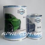 baslac 20-94 2K Primerfiller 4:1 Грунт чорний (4л) + затв. 50-20 2K Hardener Normal (1л)
