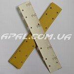 Q-Refinish 30-130 Абразивная полоса PREMIUM GOLD, Р80, 70х420мм, 14 отв.