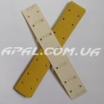 Q-Refinish 30-130 Абразивная полоса PREMIUM GOLD, Р180, 70х420мм, 14 отв.