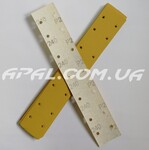 Q-Refinish 30-130 Абразивная полоса PREMIUM GOLD, Р240, 70х420мм, 14 отв.