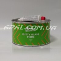 METHOD PUTTY GLASS FIBRE Поліефірна шпаклівка зі скловолокном 1 л. (1.6 кг.)