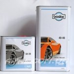 baslac 40-40 2K Clear Universal HS/MS Лак (5л) + затв. 50-20 2K Hardener Normal (2,5л)
