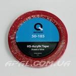 Q-Refinish 50-185 Акриловый двухсторонний прозрачный скотч 9мм х 10м