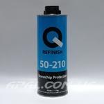 Q-Refinish 50-210 Антигравийное покрытие 1кг, черное