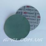 3M 50341 Абразивний полірувальний круг Trizact P1000, 150 мм