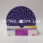 3М 51424 P240 Абразивні диски Hookit 737U с мінералом Cubitron II, 150мм