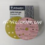 KOVAX #320 Абразивний диск PREMIUM ST, 152мм, 15 отв. (50шт.)