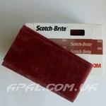 64659 Двухсторонние шлифовальные листы 3M Scotch-Brite Durable Flex, 115х230 мм, A VFN