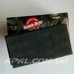 3M 64660 Scotch-Brite Durable Flex MX-HP S UFN Скотч-брайт (сірий) 114х228 мм