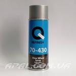 Q-Refinish 70-430 Краска Silver Wheel Spray, 400мл (аэрозоль)