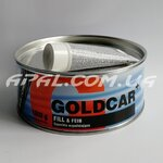 GOLDCAR+ Шпатлівка Fill & Fein /голуба/ Gold Car Plus 1.0kg
