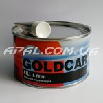 GOLDCAR+ Шпатлівка Fill & Fein /голуба/ Gold Car Plus 1.8kg