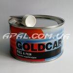 GOLDCAR+ Шпатлівка Fill & Fein /голуба/ Gold Car Plus 1.8kg