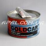GOLDCAR+ Шпатлівка Glas & Soft /синя/ Gold Car Plus 1.8kg