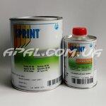 Sprint F30 Грунт-наповнювач 2K HS PRIMER PLUS 5:1 (колір св.сірий) + затверджувач С35