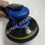 HUBERTH RP204151-5 Пневматическая шлифовальная машинка с эксцентриком 5мм и пылеотводом