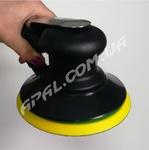 HUBERTH RP207311 Пневматическая шлифовальная машинка с эксцентриком 5 мм и пылеотводом
