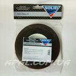 SOLID MAX FIX Скотч двухсторонний черный, 6мм х 10м