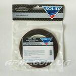 SOLID MAX FIX Скотч двухсторонний черный, 6мм х 5м