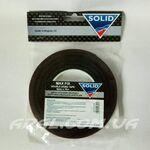 SOLID MAX FIX Скотч двухсторонний черный, 9мм х 10м