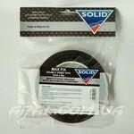 SOLID MAX FIX Скотч двухсторонний черный, 9мм х 5м