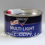 SOLID MULTI LIGHT Облегченная среднезернистая шпатлевка (1000 мл)
